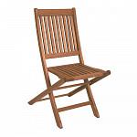 Cadeira Dobrável Ipanema sem Braços Polisten Nogueira