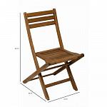 Cadeira Dobrável Mestra Ipanema Polisten Nogueira