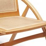 Cadeira Flexa - Palha
