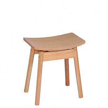 Banqueta Tak 45 - 100% madeira