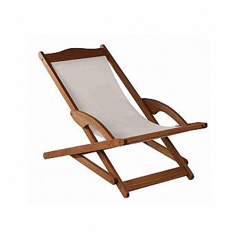 Cadeira Dobrável Preguiçosa com kit tecido