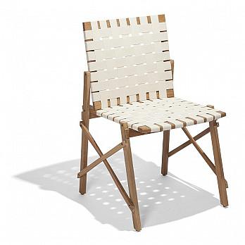 Cadeira Maresias sem Braços - Percinta Off White