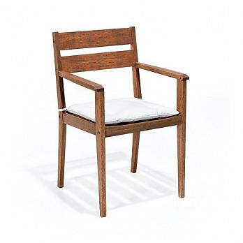 Cadeira Verona com Braços com almofada