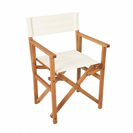 Cadeira Dobrável Diretor com kit tecido