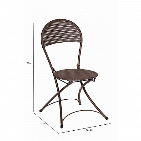 Cadeira Dobrável Paris