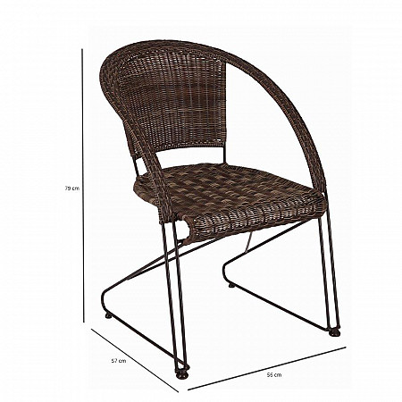 Cadeira Empilhável Sonata