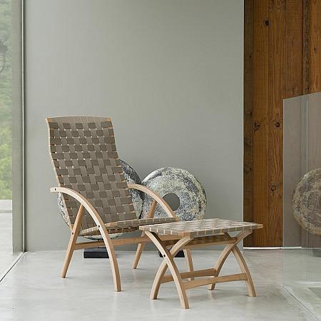 Cadeira Flexa Longa - Percinta Fendi